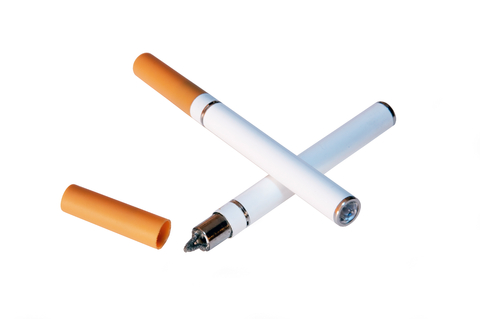 E cigarette without the nicotine